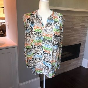 Anthropologie Tank Top Blouse